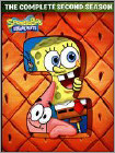 SpongeBob SquarePants:  The Complete 2nd Season (DVD) (w/Movie Money)