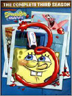 SpongeBob SquarePants:  The Complete 3rd Season (DVD) (w/Movie Money)