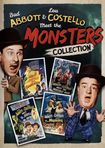 Abbott & Costello Meet The Monsters Collection (dvd) 28706589