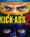 Kick-ass 2 [2 Discs] [includes Digital Copy] [ultraviolet] [blu-ray/dvd] 2871031
