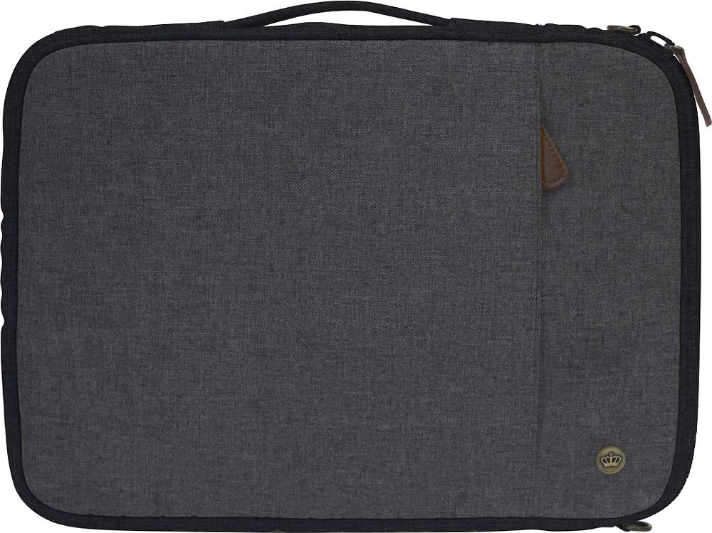 PKG - STUFF Laptop Sleeve - Dark Gray