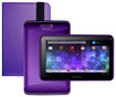 Visual Land - Prestige 7G 7 inch Tablet with 8GB Memory - Purple