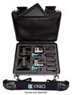 UKPro - POV40 Waterproof Case with Shoulder Strap for GoPro