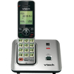 Vtech - Cordless Phone with Caller ID/Call Waiting - Silver