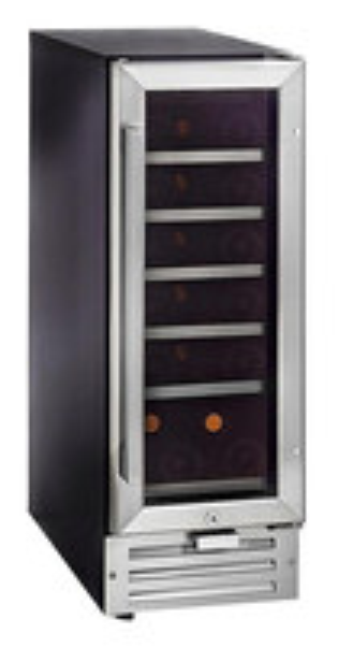 Whynter - 18-Bottle Wine Refrigerator - Black