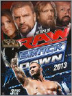 WWE: The Best of Raw and Smackdown 2013 (DVD) (3 Disc) (Eng) 2013