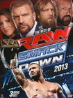 Wwe: The Best Of Raw And Smackdown 2013 [3 Discs] (dvd) 2875211
