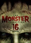 The Monster Collection: 16 Movies [3 Discs] (dvd) 28758311