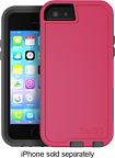 ZAGG - Arsenal Case for Apple® iPhone® 5 and 5s - Pink