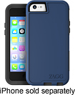 ZAGG - Arsenal Case for Apple® iPhone® 5/5s - Blue