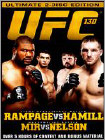 UFC 130: Rampage vs. Hamill (DVD) (Enhanced Widescreen for 16x9 TV) 2011