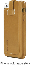 Incase - Sleeve for Apple® iPhone® 5, 5s and 5c - Tan