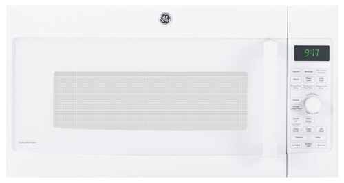 GE - Profile 1.7 Cu. Ft. Over-the-Range Microwave - White