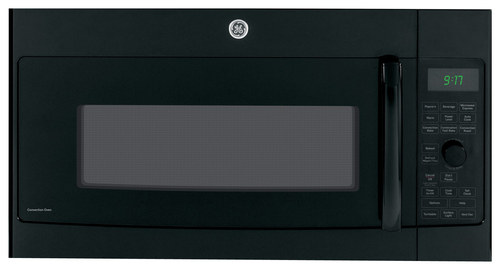 GE - Profile 1.7 Cu. Ft. Over-the-Range Microwave - Black