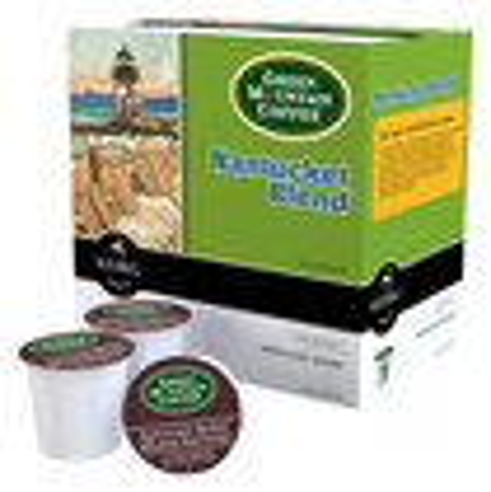 Keurig - Green Mountain Nantucket Blend K-cups (108-pack) - White 2877301