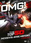 Wwe: Omg! - The Top 50 Incidents In Wwe History (dvd) 2877374