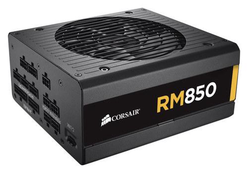 Corsair - RM Series 850W Power Supply - Black