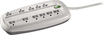 Insignia™ - 11-Outlet Surge Protector - White