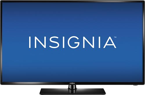 "Insignia™ - 50"" Class (49-1/2"" Diag.) - LED - 1080p - HDTV - Black"
