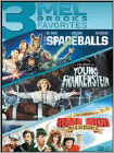 Spaceballs / Young Frankenstein / Robin Hood (dvd) 28805349