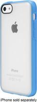 Incase - Pop Case for Apple® iPhone® 5c - Clear Matte/Blue