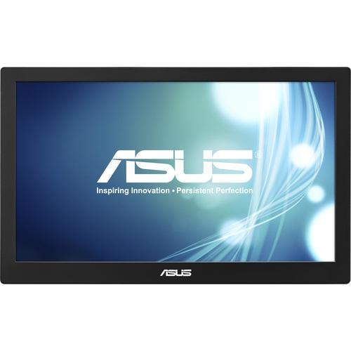 Asus - 15.6 LED HD Monitor - Black