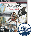 Assassin's Creed IV: Black Flag - PRE-OWNED - PlayStation 3