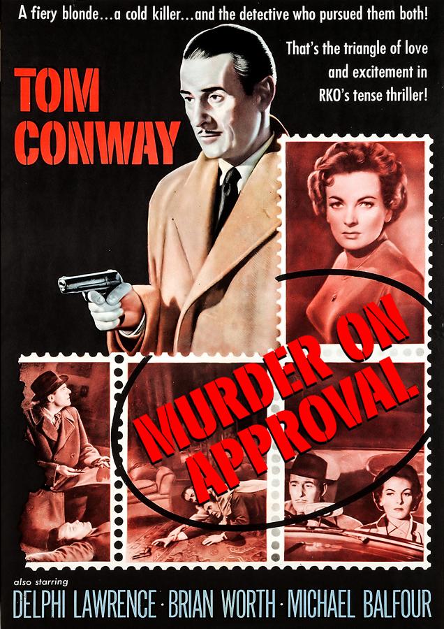 Murder On Approval (dvd) 28847194
