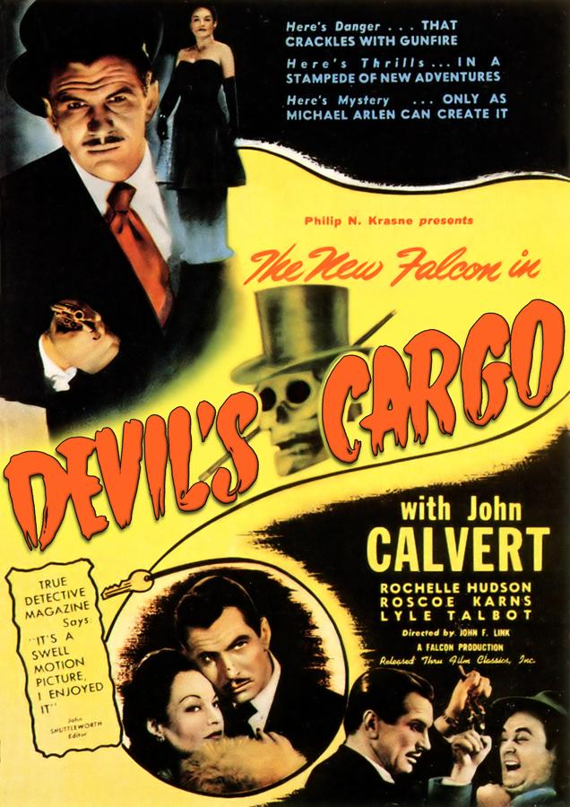The Devil's Cargo (dvd) 28861371