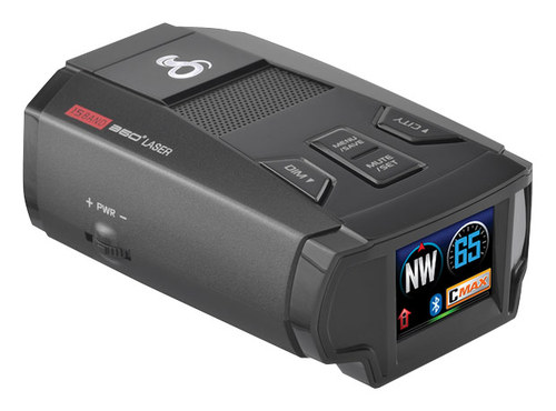 Cobra - SPX Series Radar/Laser/Camera Detector - Multi