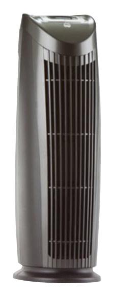 Alen - T500 Tower Air Purifiers (2-pack) - Black/silver 2886873