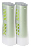 Alen - Paralda Tower Air Purifiers (2-pack) - Green 2886973