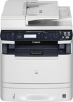Canon - imageCLASS Laser Multifunction Printer - Monochrome - Plain Paper Print - Desktop - Black, White