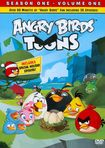 Angry Birds Toons, Vol. 1 (dvd) 2887396