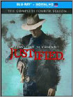 Justified: The Complete Fourth Season [3 discs] (Blu-ray Disc) (Eng)