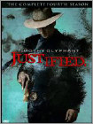 Justified: The Complete Fourth Season [3 discs] (DVD) (Eng/Spa)