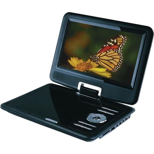 Sylvania - 9 Portable DVD Player - Black