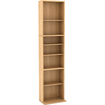 Atlantic - Summit Media Storage Cabinet - Maple