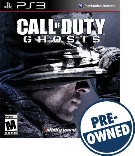 Call of Duty: Ghosts - PRE-Owned - PlayStation 3