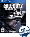 Call of Duty: Ghosts - PRE-OWNED - PlayStation 4