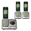 VTech - DECT 6.0 Expandable Cordless Phone System with Digital Answering System - Silver