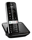 Gigaset - Gigaset-S820A Dect 6.0 Expandable Cordless Phone System - Black