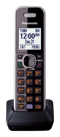 Panasonic - KX-TGA680S Cordless Expansion Handset - Multi