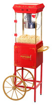 Elite - Popcorn Trolley - Red