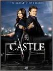 Castle: The Complete Third Season [5 Discs] (DVD) (Enhanced Widescreen for 16x9 TV) (Eng)