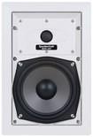 """SpeakerCraft - 6-1/2"""" In-Wall Speaker (Each) - White"""