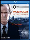 Masterpiece: Worricker: The Complete Series (blu-ray Disc) 29090529