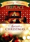 Holiday Favorites Double Feature: Fireplace And Melodies For The Holidays/spirit Of Christmas (dvd) 29094193