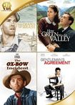 The Grapes Of Wrath/how Green Was My Valley/the Ox Bow Incident/gentleman's Agreement [4 Discs] (dvd) 29102193