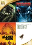 Alien/predator/planet Of The Apes/the Fly [4 Discs] (dvd) 29102235